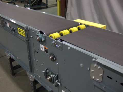 Automated Conveyor Systems, Inc. Product Model:  HSS - High Speed Sorter