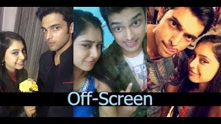 Parth and Niti (PaNi) off-screen Pics