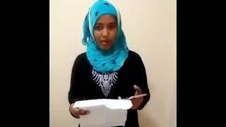 Walaloo Bareduu tanaa walummaan haa Dhageefanu oromoo September 5, 2016