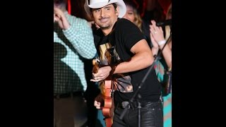 Watch Brad Paisley Famous People video
