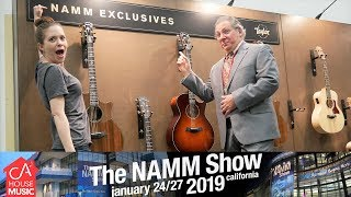 Taylor Special Edition NAMM 2019 Guitars | INCREDIBLE!!!