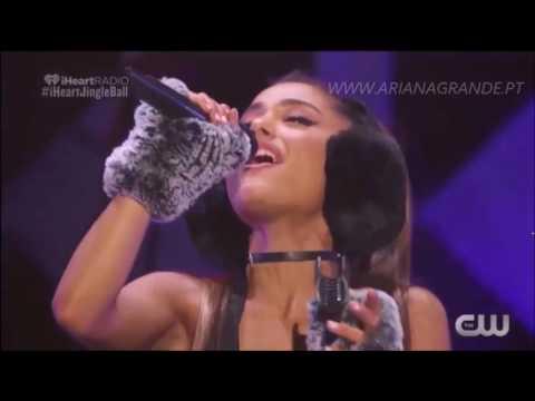 Ariana Grande - Dangerous Woman(Jingle Ball 2016)