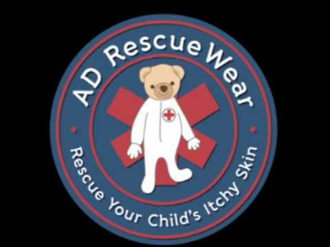 AD RescueWear - Helping Children with Eczema.