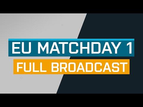 Full Broadcast - EU Matchday 1 B - ESL Pro League Season 5 - NiP Heroic | FaZe Kinguin