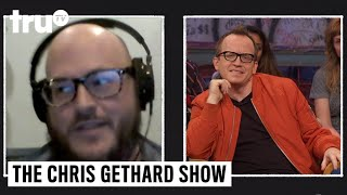 The Chris Gethard Show - Date with a Cannibal | truTV