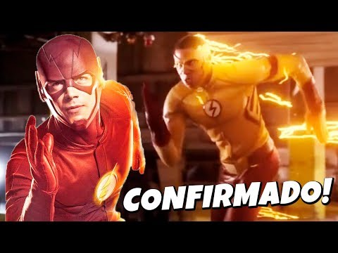 KID FLASH se une a LEGENDS OF TOMORROW Temporada 3 - The Flash Temporada 4 thumbnail