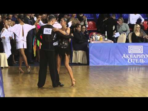 Чемпионат Москвы 10 танцев