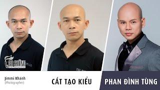 Jimmi Khánh Cắt Tạo Kiểu Phan Đình Tùng Tại 30Shine