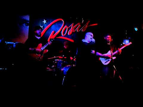 Nick Moss & the Flip Tops featuring Curtis Salgado and Michael Ledbetter at Rosas