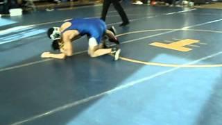 Sevinch Isoev Wrestling