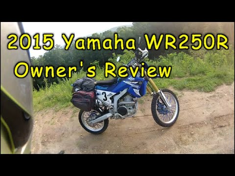 Yamaha WR250R Owner's Review