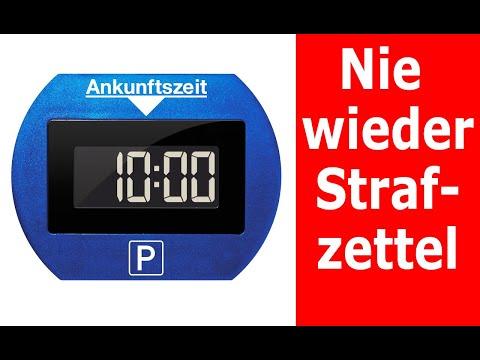 Elektronische Parkscheiben, automatische Parkuhren von Needit. (Park Lite / Park Mini / Park Micro)