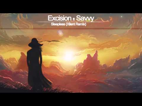 Excision ft Savvy  - Sleepless | Xilent Remix  [HD]