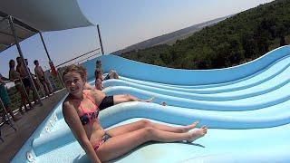 Aquapark Istralandia in Croatia Trap Music Clip!