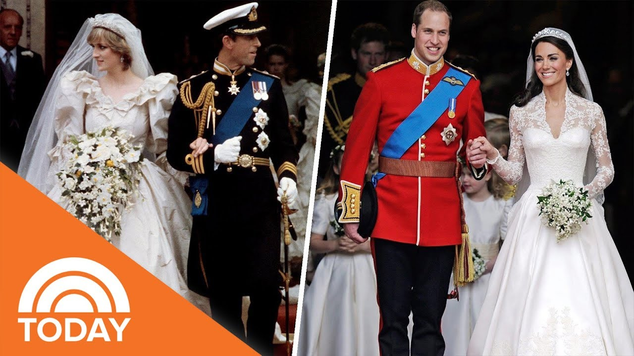 Past Royal Weddings: Relive The Moments Of Princess Diana & Prince Charles And Many More | TODAY