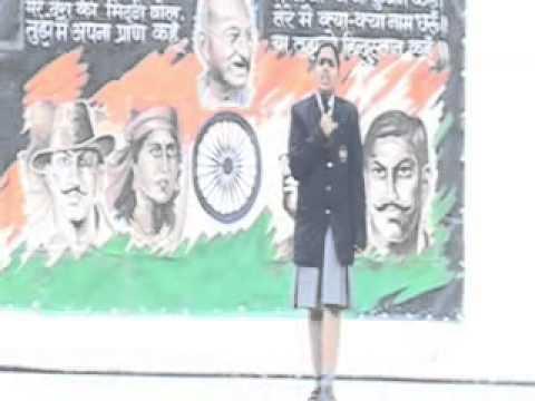 Punjabi poem Rab ne banayi thi soni soni dharti
