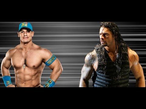 John Cena & Roman Reigns Are Two Of Wwe's Elite Superstars! - Cenation & Dawn Of The Roman Empire video