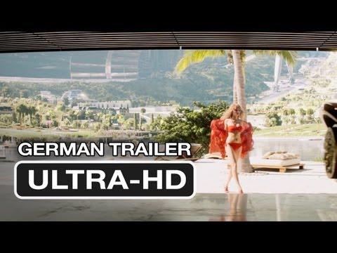Elysium German Trailer 4K Ultra-HD  (2013) – Matt Damon Movie HD