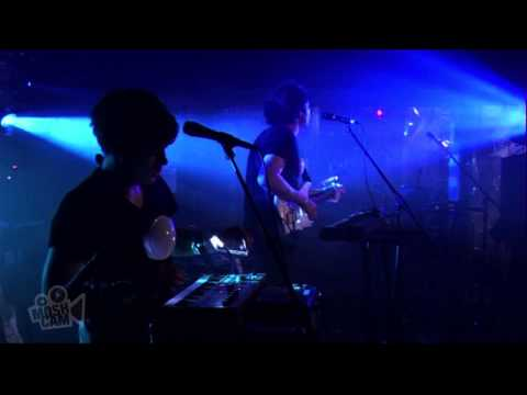Metronomy - My Heart Rate Rapid (Live @ Sydney, 2009)