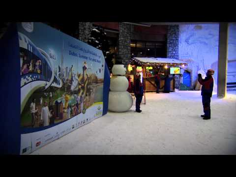 Ice Age 4 Winter Games in Dubai Music Videos
