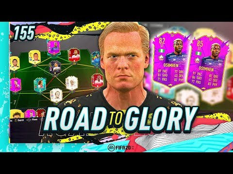 FIFA 20 ROAD TO GLORY #155 - IT BEGINS!!