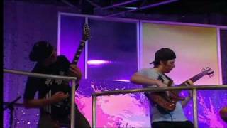Erin Simpson Show-Technical Death Metal Band Performs On Kids Show