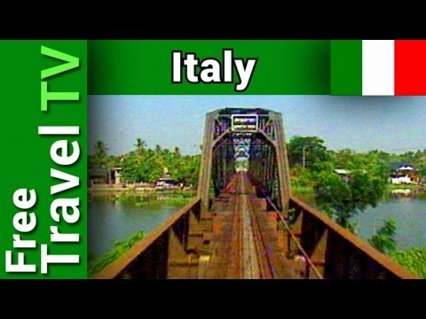 Free Travel 04 - Italy - Sanremo to Genova