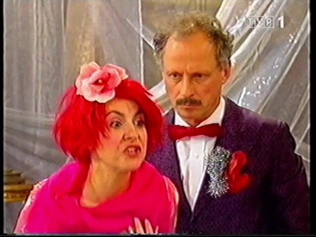 Kabaret Olgi Lipińskiej 2003 05 Wylane z kąpielą