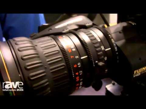 InfoComm 2015: Hitachi Displays Z-HD6000 HDTV Production Camera