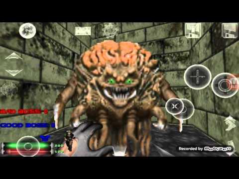 Doom 2 mod Boss Battle all monsters