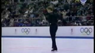 Viktor Petrenko LP 1992 Albertville Winter Olympic Games