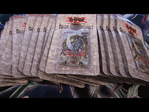Yugioh Dark Beginning 2 Opening 20 Packs video
