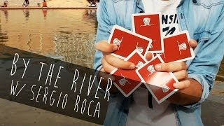 """By the river"" - Cardistry w/ Sergio Roca"