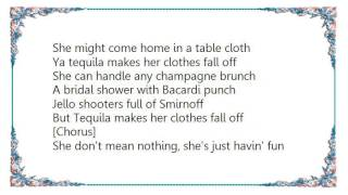 Watch Joe Nichols Tequila Makes Her Clothes Fall Off Fat Shan Remix video