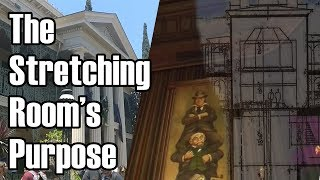 The Not-So-Secret Secret Elevators of the Haunted Mansion