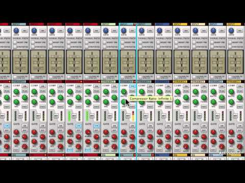 Reason 7 302: Advanced Mixing and Mastering - 14. Console Dynamics Tricks