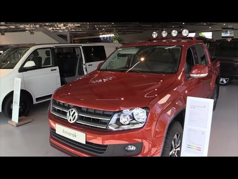 Volkswagen Amarok 2015 In Depth Review Interior Exterior