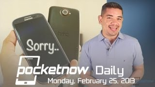 Galaxy Note 8 Official, HP Slate 7 Announced, Nokia Lumia Announcements - Pocketnow Daily