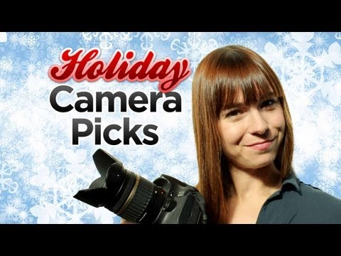 Top Camera Picks for the Holidays! Plus: How To Sleep In Airports