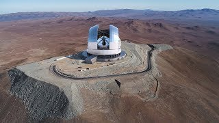 Construction Begins on Earth's Biggest Telescope