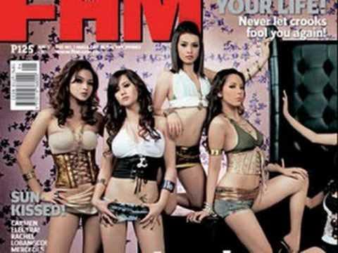fhm top 1-20(2008)
