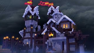 O CASTELO STEAMPUNK!! - Minecraft Infinito #7
