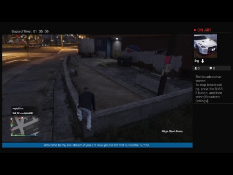 Gta5 Online With Krusty Aiden  Random Stuff In Freemode  {Funny Moments & More}  {PS4}