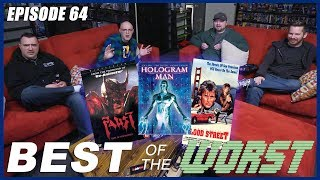 Best of the Worst: Hologram Man, Faust, and Blood Street