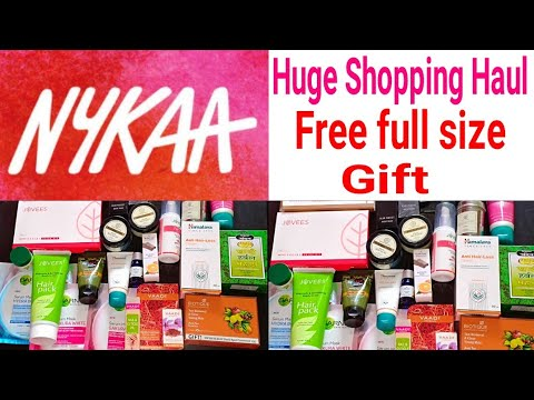 LATEST NYKAA Skin Care HAUL Under 300 || Beauty With Easy Tips