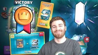 NEW CHEST OFFER OPENING SPREE & FINAL WAR BATTLES! | Clash Royale | LEGENDARY CHEST OPENING!