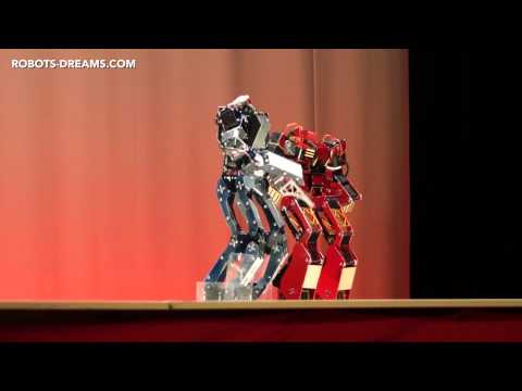 Bantam Weight Final - Robot Japan 7