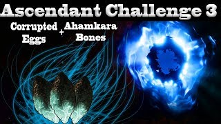 Ascendant Challenge 3 week  15 Dec 11-18  With Corrupted Eggs & Ahamkara Bones