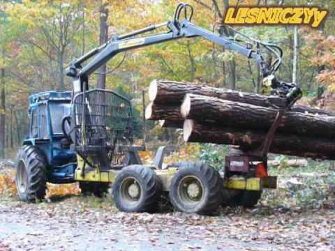 ROTTNE 6x6 FORWARDER