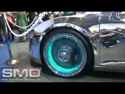 los vehiculos mas lujosos del mundo